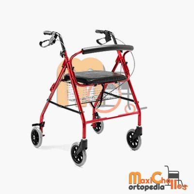 venta de andador con asiento y cuatro ruedas en Gran Canaria