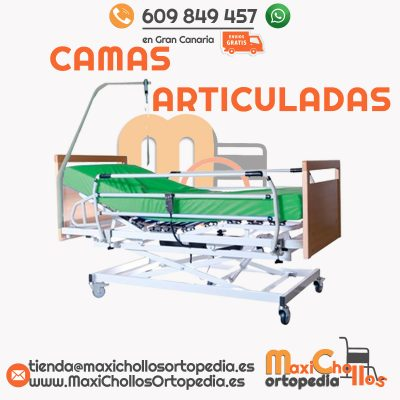 Cama articulada en oferta en Gran Canaria