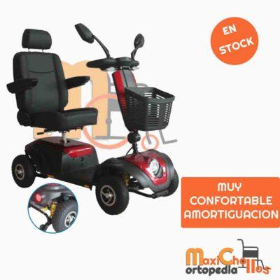 Venta de Scooter Eléctrico Mediano con amortiguación en Gran Canaria