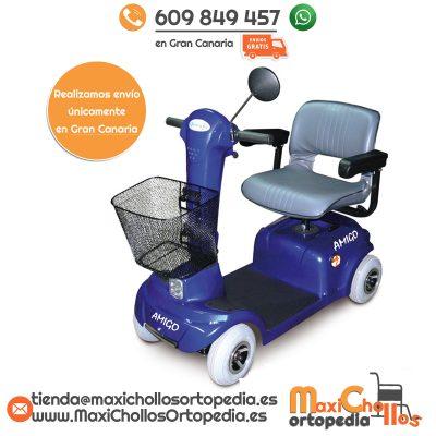 Scooter eléctrico para movilidad en venta en Gran Canaria