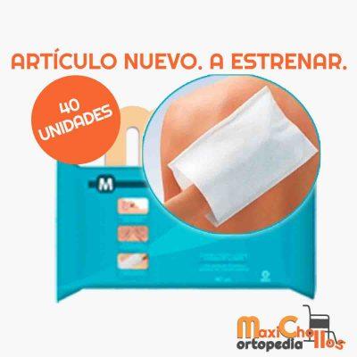 toallas para el aseo de personas encamadas con pieles sensibles en Gran Canaria