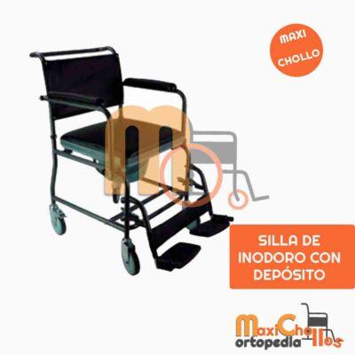 Venta de silla inodoro con ruedas con frenos ideal para inodoro en Gran Canaria