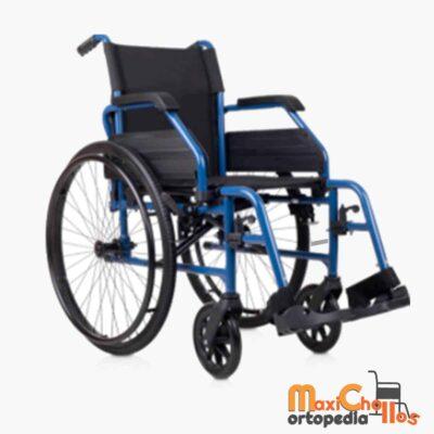 silla de ruedas de aluminio con ruedas traseras grandes en venta con grandes descuentos en Gran Canaria
